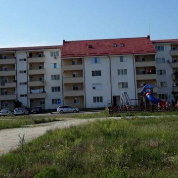 Slatina. A început construcția blocului pentru medici