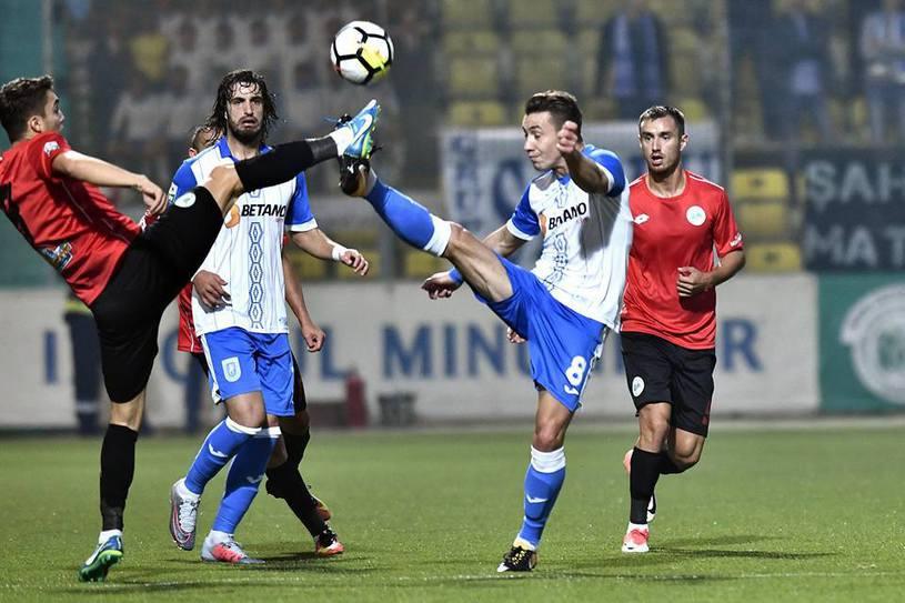Craiovenii țintesc maximum de puncte din meciul cu Chiajna