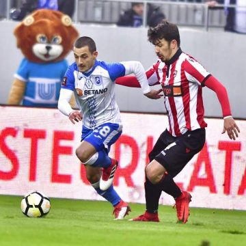 CSU Craiova – Dinamo, meciul care îi poate spăla pe alb-albaștri de păcate!