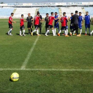 CSM Slatina – CSO Filiași, în Cupa României