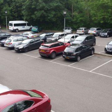 O nouă parcare în Drobeta Turnu Severin