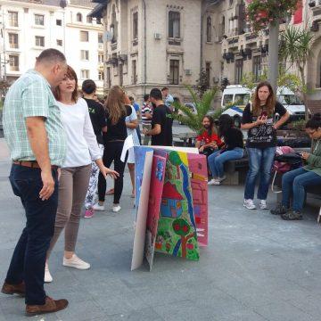 Dans și expoziție de obiecte artizanale realizate de deținuți