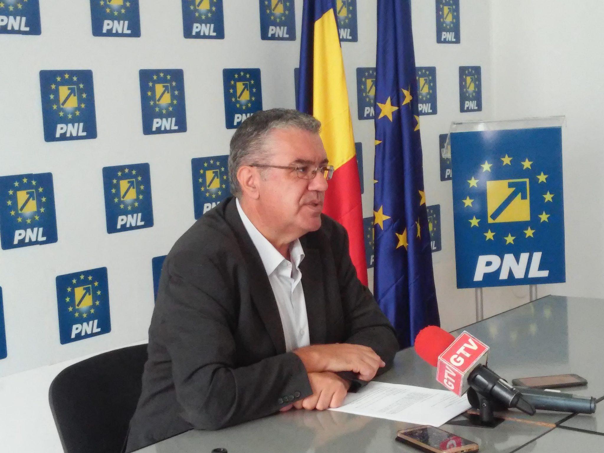 Deputatul PNL Nicolae Giugea și-a prezentat activitatea parlamentară