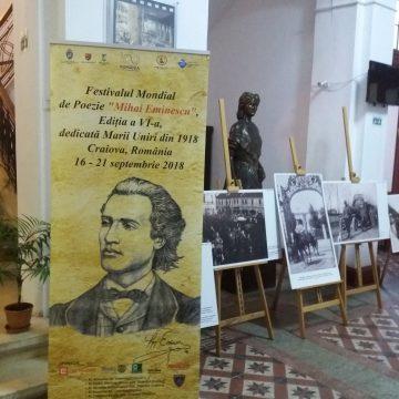 """DESPRE CULTURA DE AZI: LECŢIA DE CULTURĂ – Festivalul Mondial de Poezie """"Mihai Eminescu"""" la Colegiul Național """"Elena Cuza"""""""