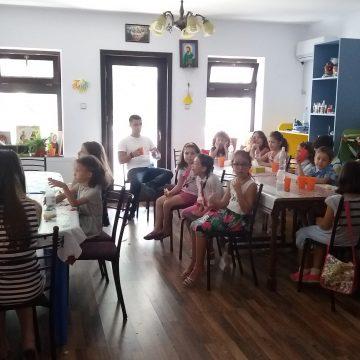 Când biserica se implică în dezvoltarea copiilor