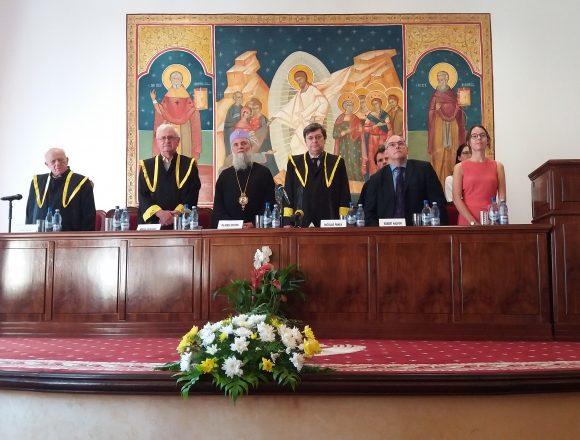 Robert Halfon, ministru de stat al Marii Britanii, Doctor Honoris Causa la Universitatea din Craiova