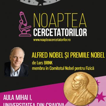 """""""Noaptea cercetătorilor"""", la  Universitatea din Craiova"""