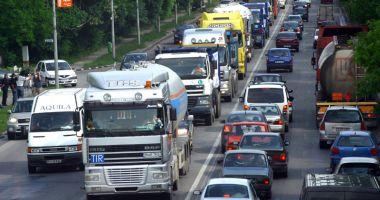 Transportatorii anunță proteste masive în fața Guvernului