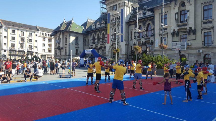 """Bănia, invitată să facă mișcare! Oltenii au participat la """"CRAIOVA SportFEST"""", ediția a V-a"""