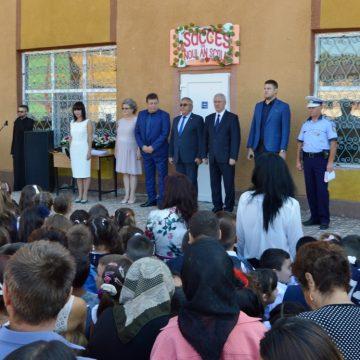 Preşedintele CJ Dolj, la deschiderea anului şcolar la Podari