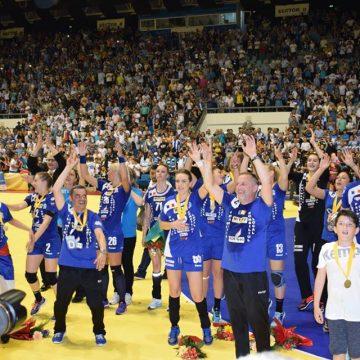 Trupa lui Burcea, favorită în finala de la Koprivnica!