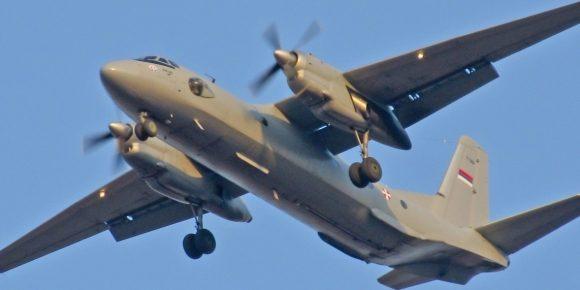 Avion al armatei ruse, doborât în Siria