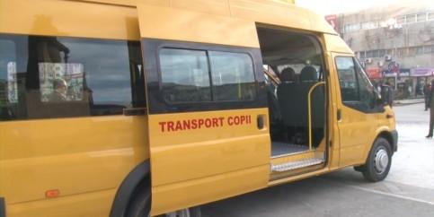 50 de noi microbuze școlare, în Olt. Vor fi monitorizate de Poliție