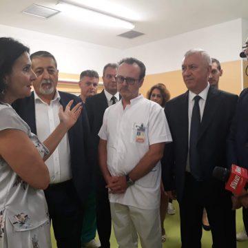 """Pintea, la Clinica de Cardiologie: """"Nu este rău, dar eu am pretenții mai mari de la Craiova"""""""