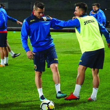 Cicâldău, pas mare spre Euro! Markovic, gol pentru U19!