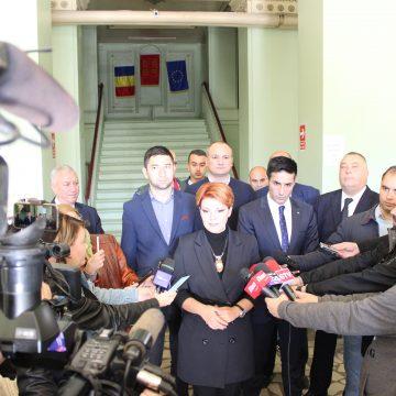 """Liderii PSD Dolj, la vot: """"Este un referendum obligatoriu față de altele de până acum care au fost doar consultative"""""""