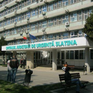 Studiul de fezabilitate pentru reabilitarea termică a SJU Slatina, în lucru