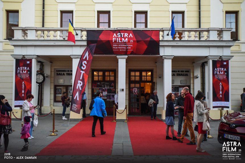 Ediția aniversară Astra Film Festival 2018 a început – mii de oameni în public și invitați din întreaga lume sărbătoresc 25 de ani de film documentar la Sibiu