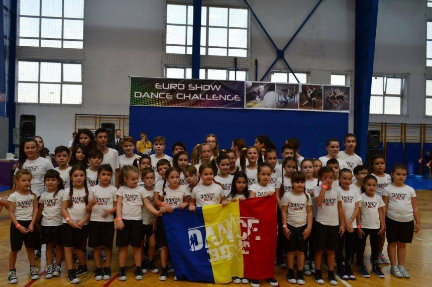 """""""DANCE BEAT""""a urcat Craiova pe podiumul croat"""