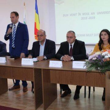 Al nouăsprezecelea an universitar la USAMV Slatina