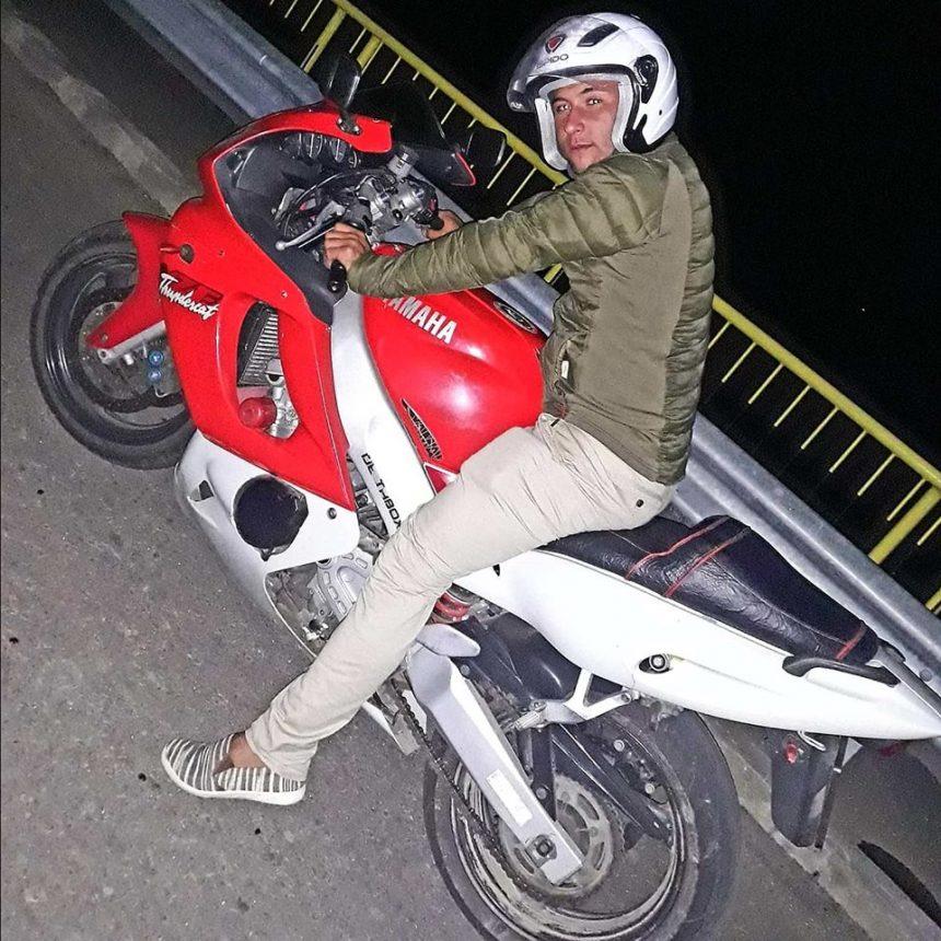 Motociclist de 24 de ani mort în accident