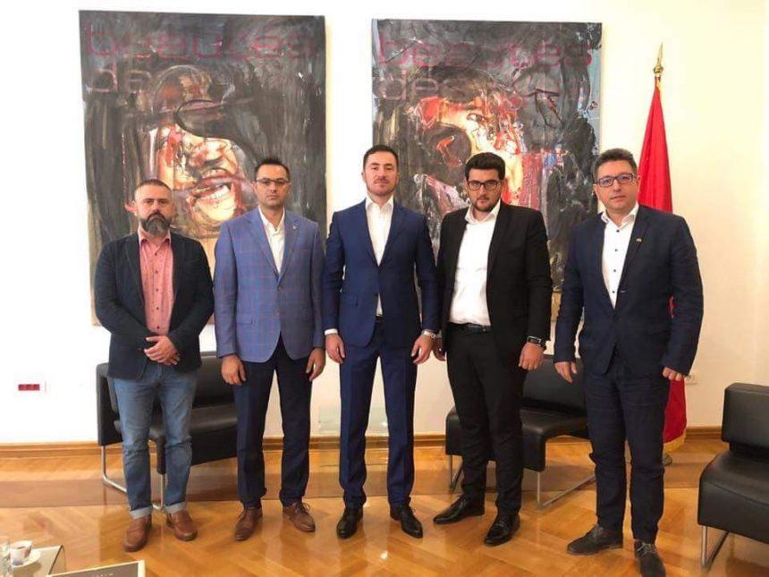 Craiova dezvoltă parteneriate cu Muntenegru