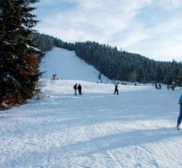 Vârful lui Roman, o nouă destinaţie pe harta sporturilor de iarnă