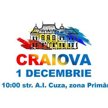 Centenarul Marii Uniri sărbătorit la Craiova