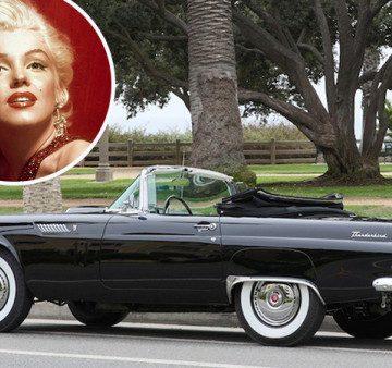 Globul de Aur primit de Marilyn Monroe, vândut cu 250.000 de dolari