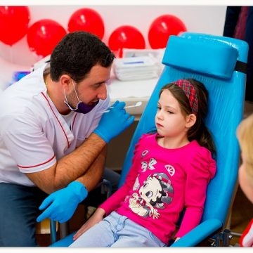 210 copii din Craiova au beneficiat de consultații stomatologice gratuite