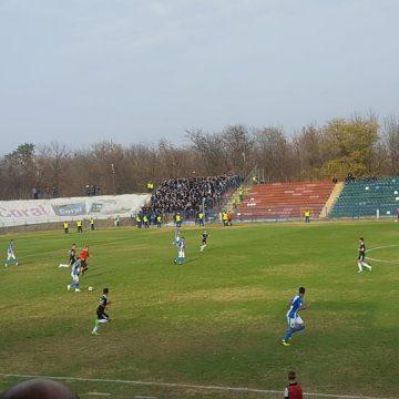 CSU Craiova II – FCU Craiova, duel în teren și în tribune!