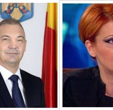 PSD s-a repliat: Olguţa Vasilescu la Dezvoltare, iar Mircea Drăghici la Transporturi