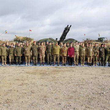 Brigada Multinaţională din Craiova, complet operaţională