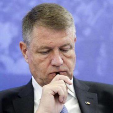 Iohannis, consultări în formulă restrânsă pentru desemnarea noului premier