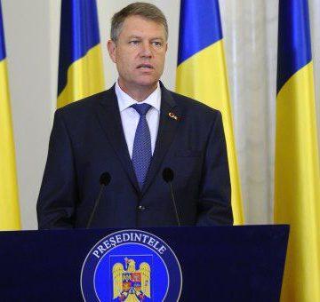 Iohannis, un nou apel către românii din diaspora: Nu veniți anul acesta acasă de sărbători