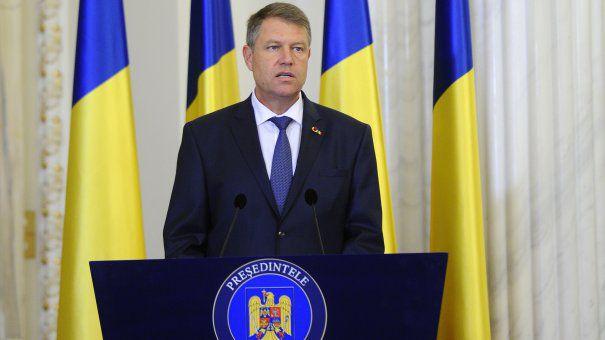Iohannis a respins propunerile de miniştri interimari