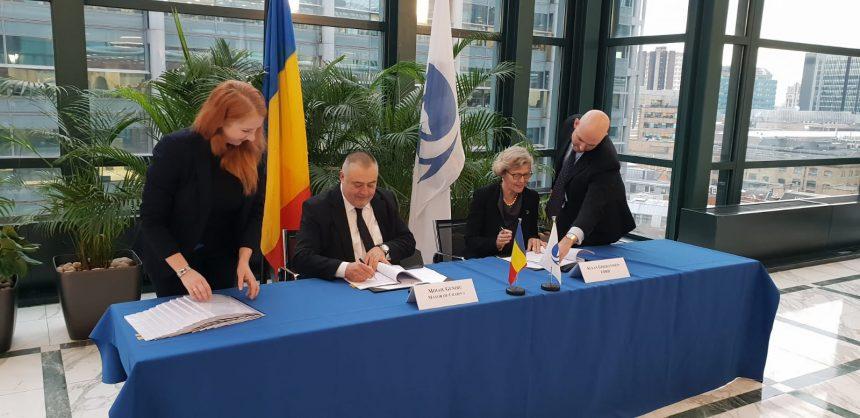 """Primăria Craiova, împrumut de 15 milioane de euro de la BERD. """"Municipiul Craiova este primul oraș din România care se alătură programului nostru pentru Orașele Verzi"""""""