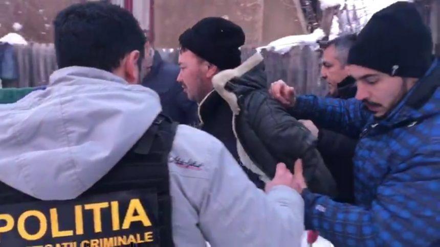 VIDEO/Deţinutul care a evadat luna trecută, prins în Calopăr