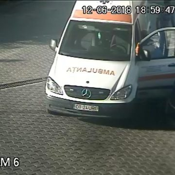 15 ambulanțieri din Corabia, trimiși în judecată