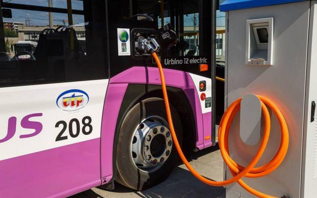 Autobuze electrice pe ruta Târgu Jiu – Rovinari