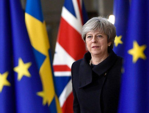 Theresa May, vot de încredere din partea Partidului Conservator