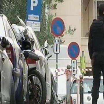 O bombă artizanală a explodat în centrul Atenei