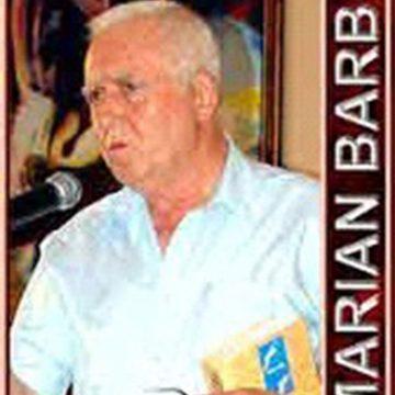 DESPRE CULTURA DE AZI: Marian Barbu – trăirea prin cuvânt, trăind printre cărţi