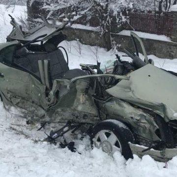 Gorjean mort într-un accident rutier la Vâlcea