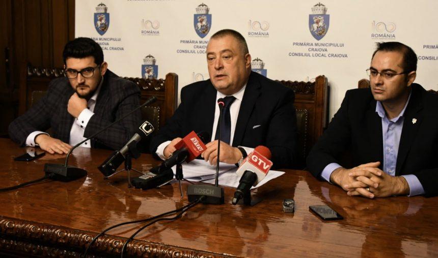 Peste 70 milioane euro, investiţi în următorii ani în transportul public din Craiova