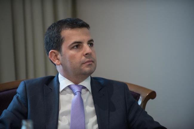 Daniel Constantin, adus cu mandat în instanță
