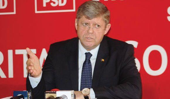Deputatul Octavian Petric pleacă din PSD