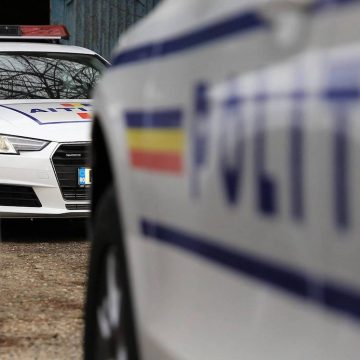 Vâlcea. Doi polițiști au fost bătuți de un șofer și de apropiații acestuia