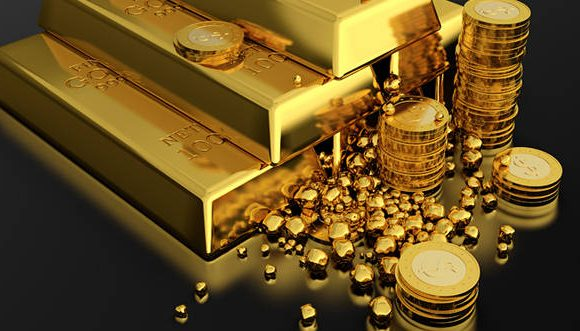 Aurul a atins un nou nivel maxim istoric