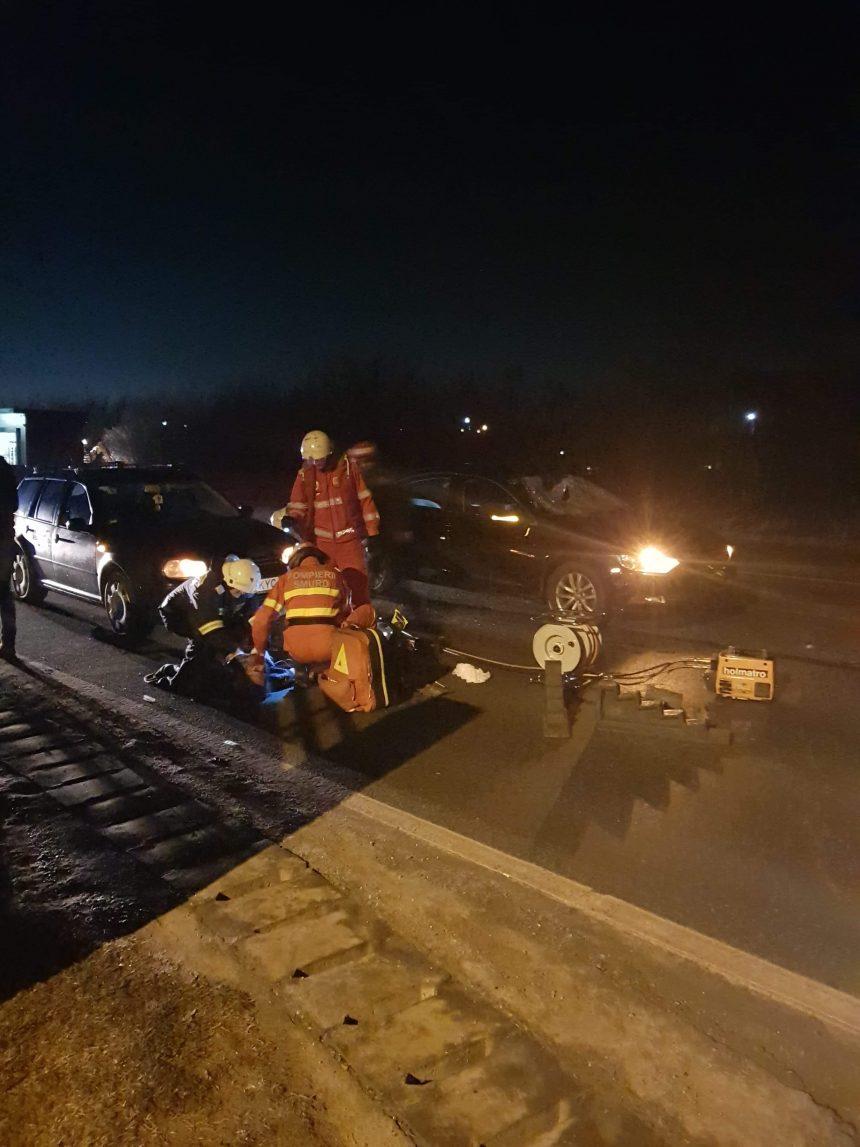 Video/Accident mortal in zona Selgros